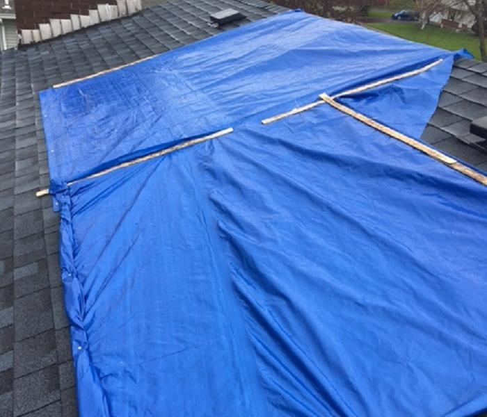 Roof Patched in Rochester, NY