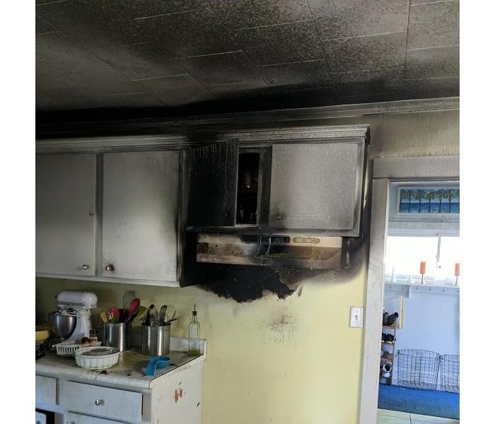 Kitchen Fire in Rochester, NY